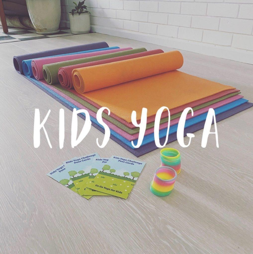 kids childrens yoga