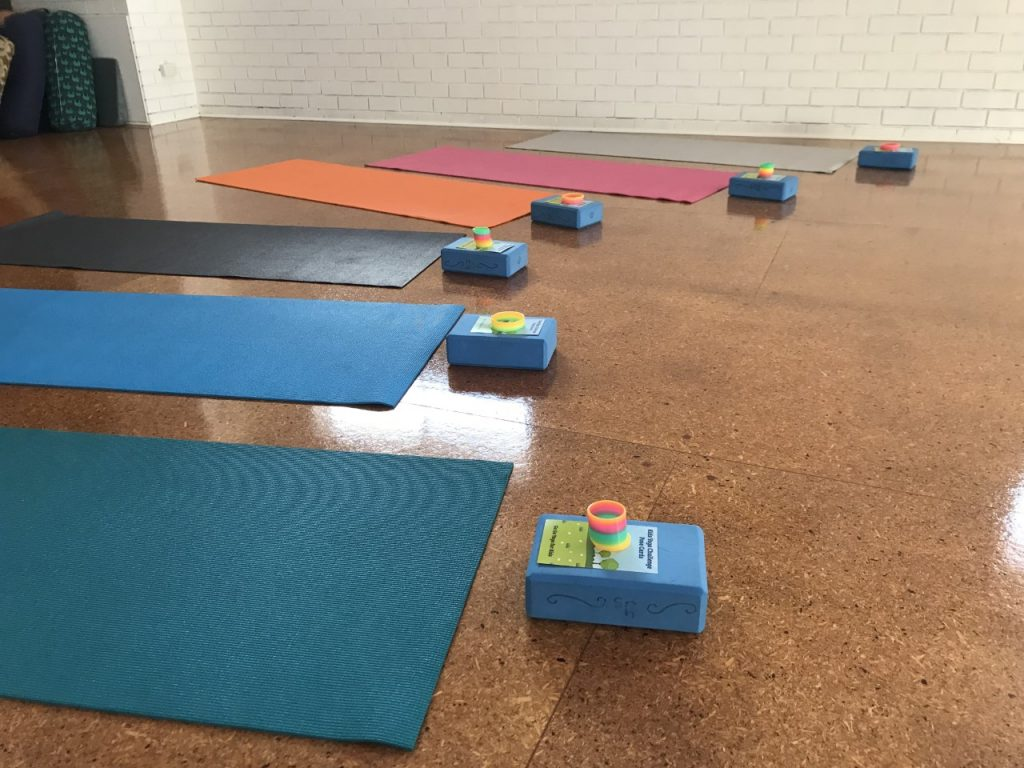 kids yoga props