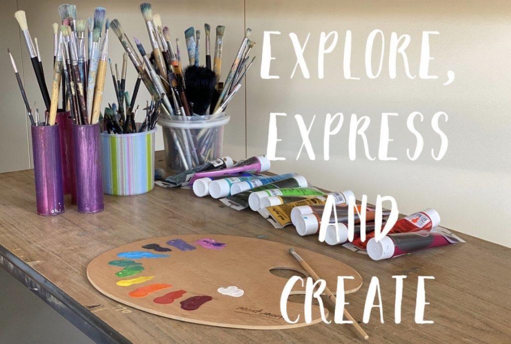 art painting class workshop